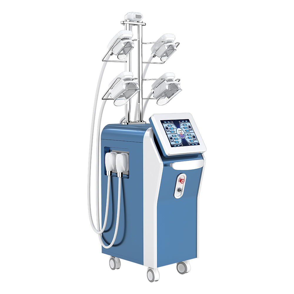 5 Handles Cryolipolysis Machine