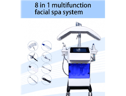 8 in 1 Skin Clean and Care Machine