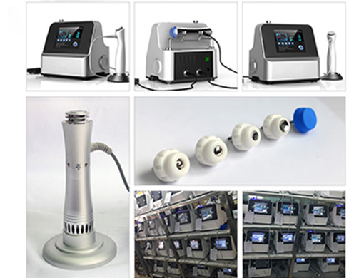 Pneumatic Shockwave Therapy Machine
