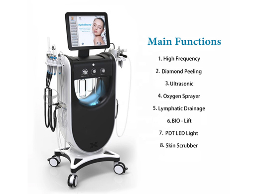 Professional Facial Beauty Deep Cleaning Machine