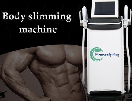 Vertical Muscle Sculpting Machine