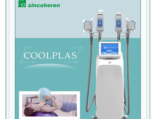 Coolplas Slimming Beauty Machine